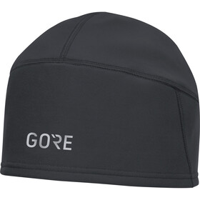 GORE WEAR Windstopper Muts met klep, black